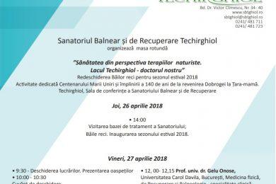 Invitație Program